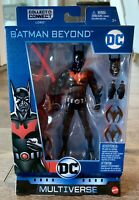 BATMAN BEYOND DC Multiverse from Lobo wave -Includes Box- No BAF / CNC SHIP FAST
