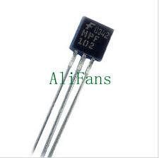 2PCS NEW MPF102 MPF 102 TO-92 FAIRCHILD Transistor