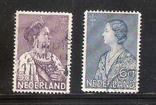 Nederland,  Nummer 265/266,  Gebruikt,