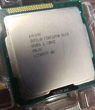INTEL PENTIUM PROCESSOR G630 2.70GHZ SR05S SRO5S CPU