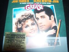 Grease - 30th Anniversary Deluxe Edition Audio Soundtrack 2 CD – New