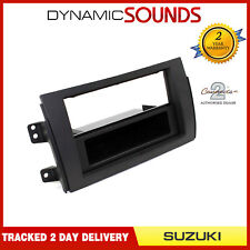 CT24SZ03 Car CD Stereo Black Fascia Surround Panel For Suzuki SX4 2006-2014