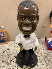 Louis Armstrong Satchmo Pop Culture Series Collector's Edition Animated Figure