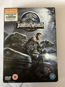 Jurassic World [DVD] 2 Disc Special With bonus features