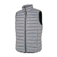GILET UOMO ULTRALEGGERO LIGHT GREY HOT PACK TUCANO URBANO SIZE XL