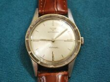 Nice Vintage 1960s Longines WITTNAUER 17J Automatic Men's Watch