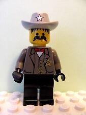 LEGO Western @@ Minifig ww021 @@ Sheriff - 6712 6755 6764 6765 6799