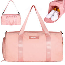 Womens & Girls Sport & Gym Holdall Duffle Bags LADIES SPORT WORK CASUAL GYM Bags