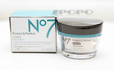 BOOTS No 7 Protect & Perfect INTENSE Day Cream (50ml) 100% Authentic New Package