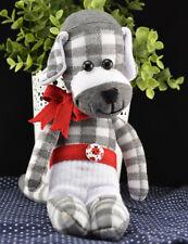 JERRY - handmade soft socks doll