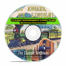 Classic Government Publications, Comics, 39 Issues Golden Age Comics CD D16