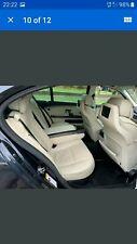 Bmw E65 E66 7 Series Individual Comfort Seats Rare