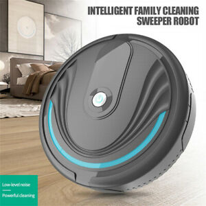 LN_ Home Automatic Smart Floor Cleaning Robot Sweeper Dust Remover without Suc