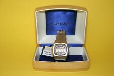 Vintage Rare Casio Quartz watch 21QS-10B-1 Ultra Collectible