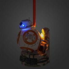 Star Wars Disney Exclusive Bb-8 Christmas Ornament Sketchbook Force Awakens 2016