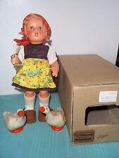Vintage Hummelwerk M.J. Hummel Goose Girl #1905 - by Goebel - in original box