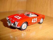 ALFA ROMEO GIULIETTA SPIDER RED 1958 1:43 #425 WITH BOX