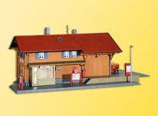kibri 39372 Gauge H0 Railway station Solis #new original packaging#