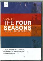 VIVA:DIE VIER JAHRESZEITEN(BALLETT:REX HARRINGTON)  DVD NEU VIVALDI,ANTONIO