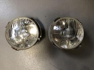 Headlight for Fiat 124/850/1100/238 Autobianchi A112