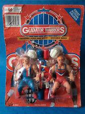 KO giocattolo figura-GLADIATORE GUERRIERI-cardate Bootleg Action Figure sindrome premestruale Toys