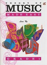Theory Of Music Made Easy - Grade 1 by Lina Ng