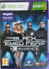 The Black Eyed Peas Experience. XBox 360. Fisico.