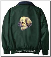 Tibetan Spaniel Challenger jacket Any Color B