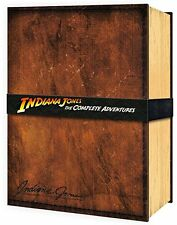 Indiana Jones: The Complete Adventures (Deluxe Edition) Blu-Ray