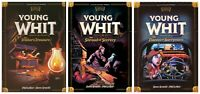NEW Set of 3 Young Whit Adventures in Odyssey Phil Lollar and Dave Arnold Books