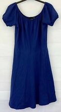 ASOS TALL Womens Blue Party Dress Size 16