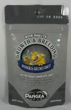 Pangea 2oz Growth & Breeding with Insects Crested Gecko Food Gargoyle Gecko