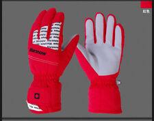 Women Winter Warm Sports windproof Cycling Ski Snow Skiing Snowboard Gloves