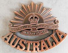 TRENCH ART RISING SUN AUSTRALIA   ANZAC GALLIPOLI FRANCE BELGIUM SOMME YPRES