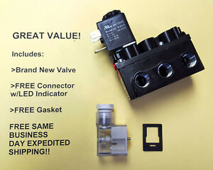 ARO A212SS-120-A; FREE CONNECTOR; FREE GASKET; FREE SAME DAY EXPEDITED SHIPPING!