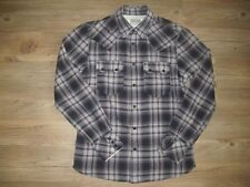 Levis Sawtooth Western Shirt/ Hemd Size: Small BACK IS BLACK LIMITED EDITION