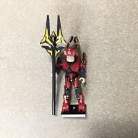 Mega Bloks Construx Halo DXR54 1 Red Elite Honor Guard Figure *New Unused* Toy