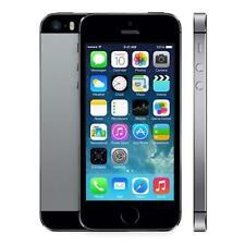 iPhone 5s - 16 Go - Gris Sidéral- Débloqué  Touch ID non fonctionnel