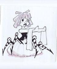 New ListingEl Superbeasto Original Art Animation Production Pen Watercolors