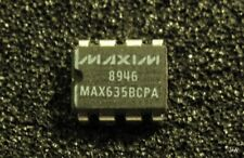 MAX635BCPA -5VOLT DC SWITCHING REGULATOR +3 TO +15 VOLT INPUT 50mA OUTPUT I