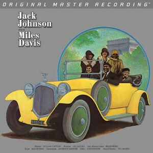 Miles Davis *A Tribute to Jack Johnson LP* Mobile Fidelity MOFI Vinyl