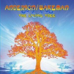 "Jon Anderson/Rick Wakeman (YES) : ""The Living Tree"" CD."