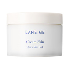 [LANEIGE] Cream Skin Quick Skin Pack 100ea Moisture Cooling Morning Night Care