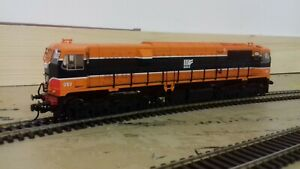 Murphy Models Class 071 number 080, orange and black tippex with small IR logo