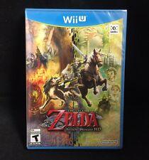 The Legend Of Zelda Twilight Princess HD (Wii U) BRAND NEW