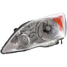 HEADLAMP LIGHT LEFT DRIVER SIDE FITS 2007 2008 2009 2010 2011 HONDA CR-V