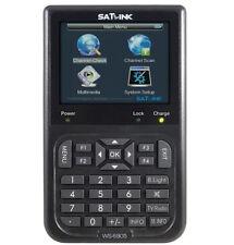 SATLINK WS-6905 HD 3.5 Inch LCD DVB-T Digital Satellite Signal Finder Meter-New