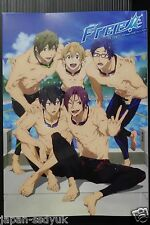 JAPAN Free! TV Animation Official Fan Book