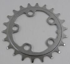 "chainring mountain bike 22T  3/32"" 58BCD for triple crankset Vintage Bike NOS"