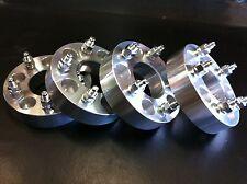 "4 Chevrolet S10 Camaro Corvette Wheel Spacers 1"" 5x4.75 to 5x4.75 Billet"